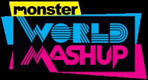 Monster World Mashup Logo
