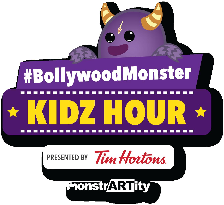 BMM Kidz Hour Presented by Tim Hortons Logo
