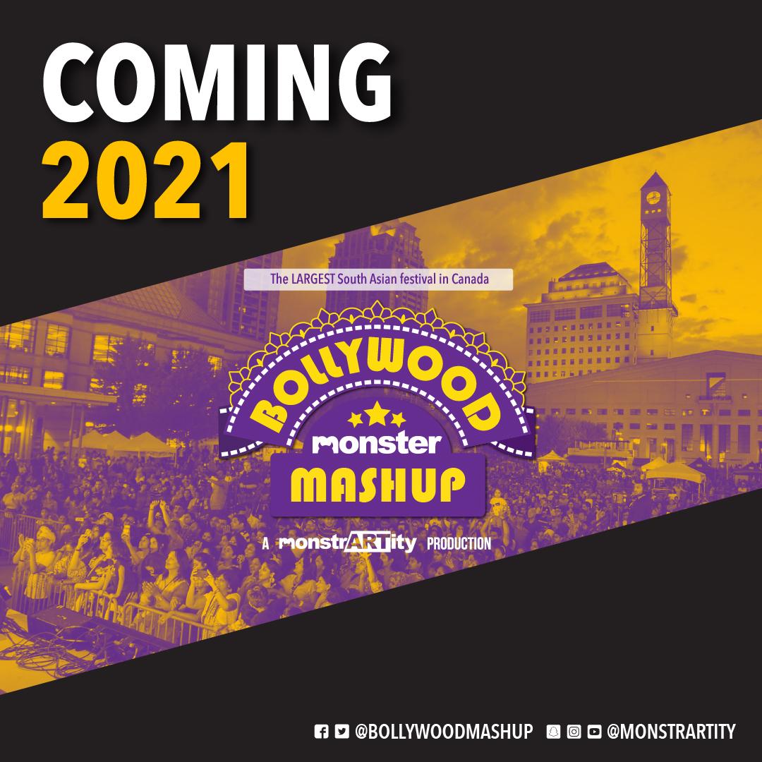 2021 BollywoodMonster Mashup Announcement