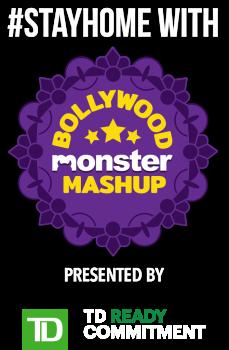 BollywoodMonster Mashup Presented By TD - 2021 white logo