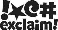 Exclaim! Logo