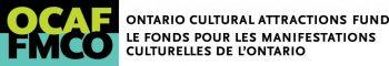 Ontario Cultural Attraction Fund Full Logo