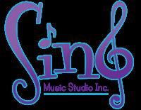 Sing Music Studio Inc. logo