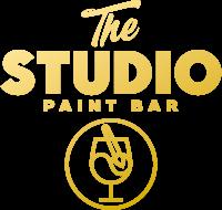 The Studio Paint Bar Logo