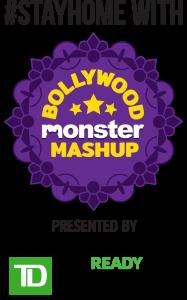 BollywoodMonster Mashup Presented By TD - 2021 black logo