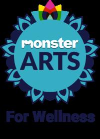 MonsterArts for Wellness Logo